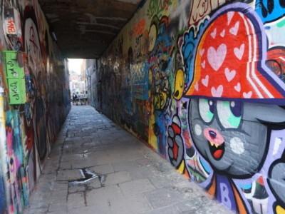 Grafiti Street