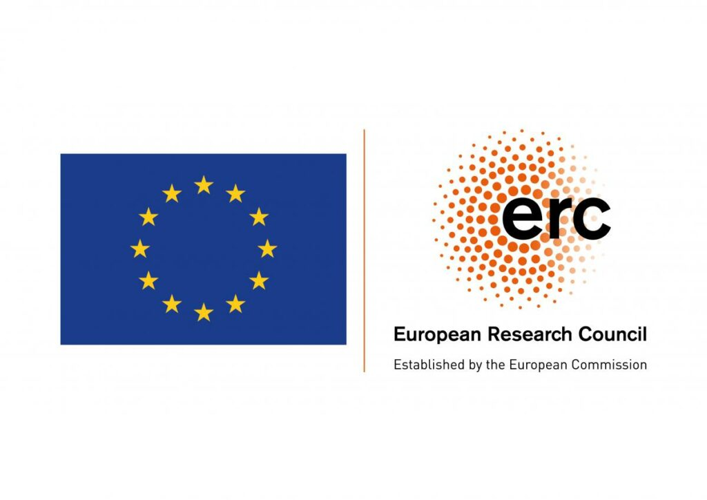 Logo Council of Europe and European Research Council